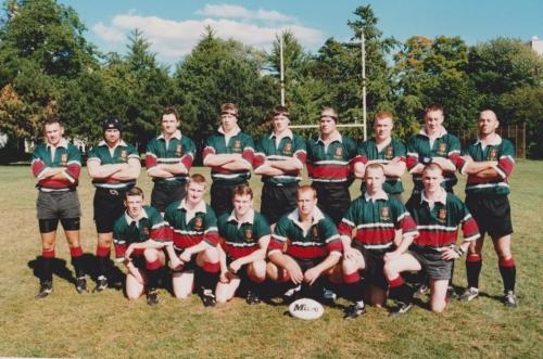 UUC vs Queens Kingston 8-9-97