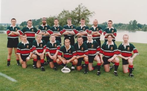 UUC vs Waterloo University 11-9-97