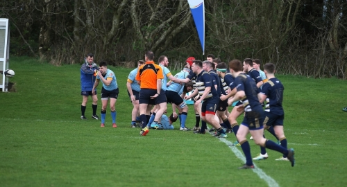 Maughan-Scally UNI Cup 201994