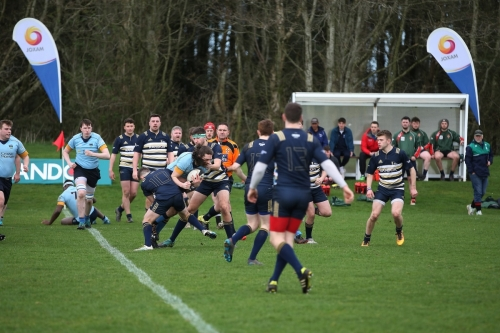 Maughan-Scally UNI Cup 201995