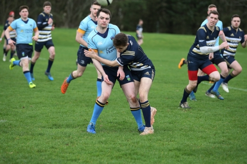 Maughan-Scally UNI Cup 201996