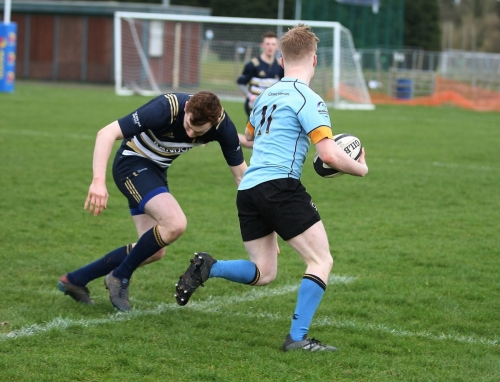 Maughan-Scally UNI Cup 201998