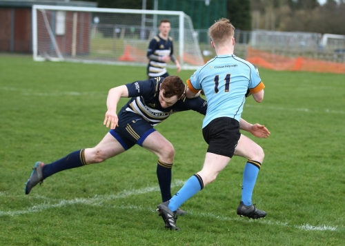 Maughan-Scally UNI Cup 201999
