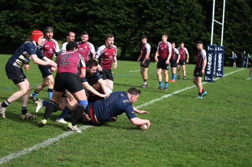 Maughan-Scally UNI Cup 201935
